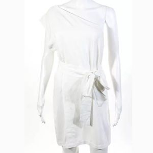 Pfeiffer Belted Shift Dress